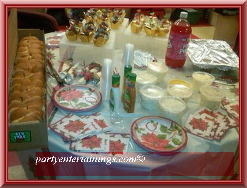 christmas_party_foods