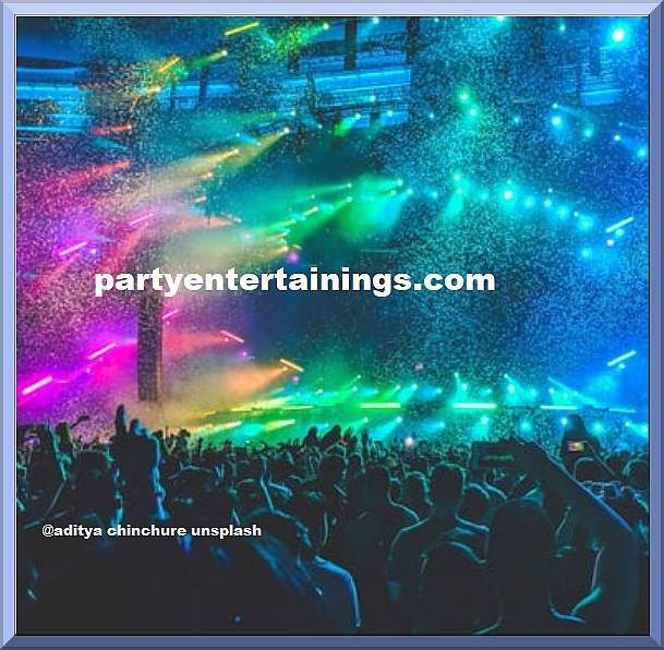 event planning music