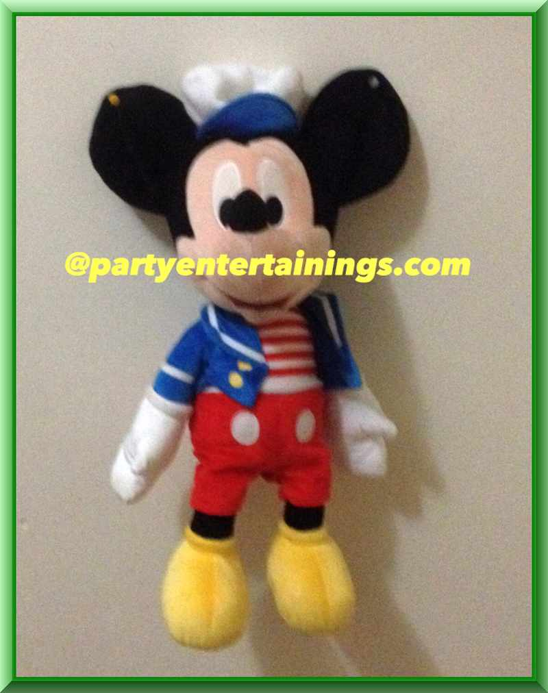 mickey mouse baby doll
