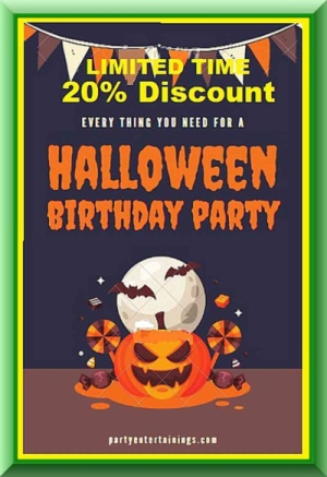 birthday parties #halloweencostumes #partydecor #birthdaypartysupplies