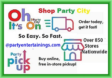 party city #halloweencostumes #partydecorations #birthdaypartysupplies