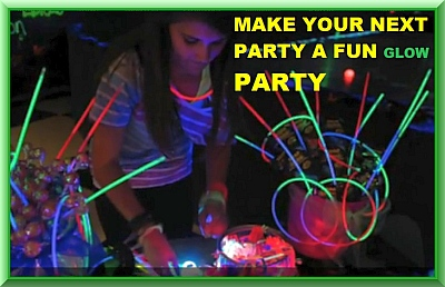 glow party #glowparty