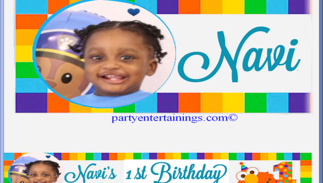 """first birthday party"" partyentertainings"""