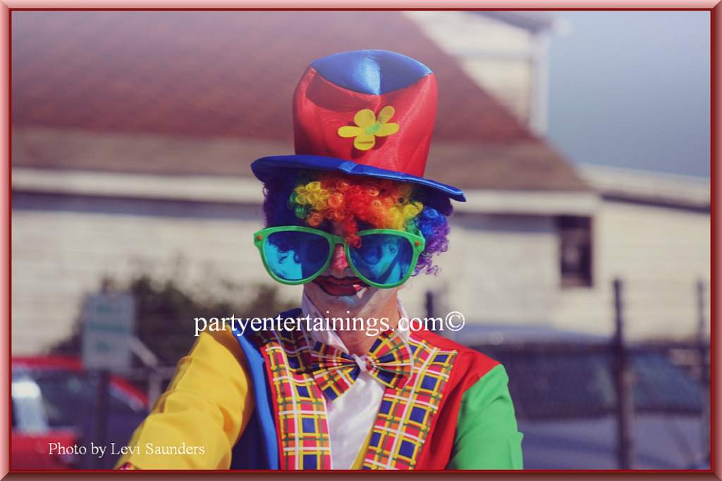 """party clowns"" 
