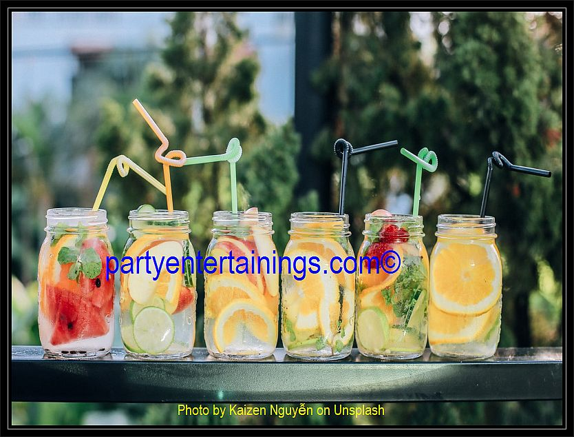drink for the party party drinks recipes