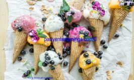 """ice cream cones"""