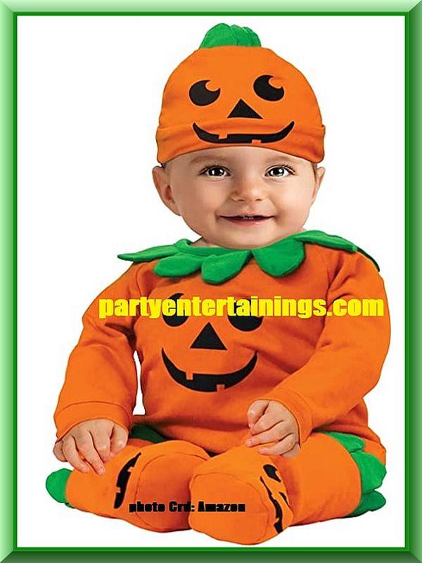"""Baby Halloween costume"""